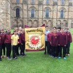 Year 6 at Durham Cathedral