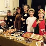 School Council at our Christmas Performance