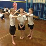 Team 4 Dance in PE