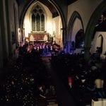 Christmas Carol Service at The Church of St. Thomas
