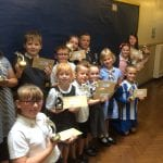 Achievement and Attendance Awards
